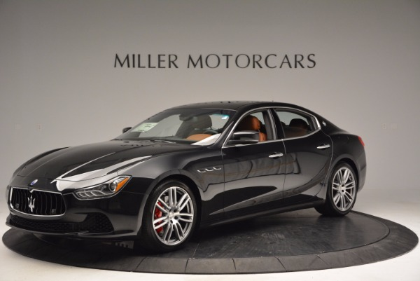 Used 2017 Maserati Ghibli S Q4 for sale Sold at Bentley Greenwich in Greenwich CT 06830 2