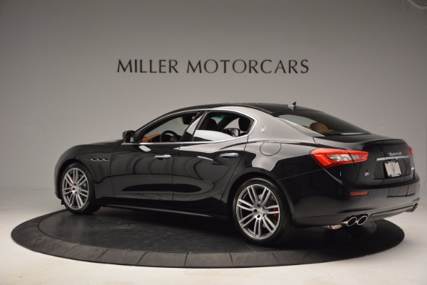 Used 2017 Maserati Ghibli S Q4 for sale Sold at Bentley Greenwich in Greenwich CT 06830 4