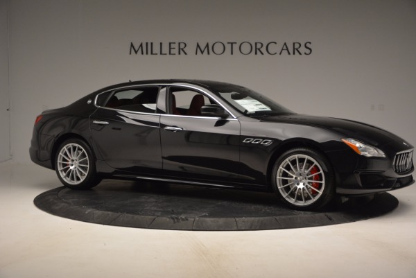 New 2017 Maserati Quattroporte S Q4 GranSport for sale Sold at Bentley Greenwich in Greenwich CT 06830 10