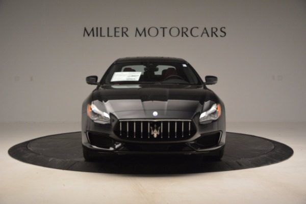 New 2017 Maserati Quattroporte S Q4 GranSport for sale Sold at Bentley Greenwich in Greenwich CT 06830 12