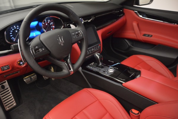 New 2017 Maserati Quattroporte S Q4 GranSport for sale Sold at Bentley Greenwich in Greenwich CT 06830 13