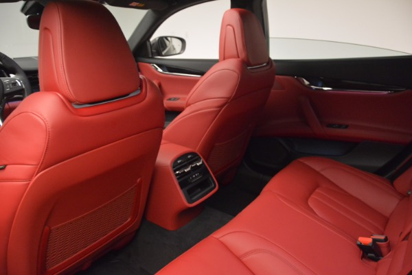 New 2017 Maserati Quattroporte S Q4 GranSport for sale Sold at Bentley Greenwich in Greenwich CT 06830 18