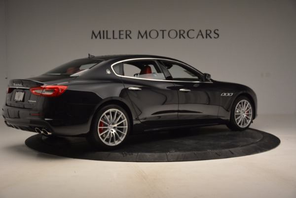 New 2017 Maserati Quattroporte S Q4 GranSport for sale Sold at Bentley Greenwich in Greenwich CT 06830 8
