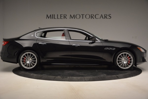 New 2017 Maserati Quattroporte S Q4 GranSport for sale Sold at Bentley Greenwich in Greenwich CT 06830 9