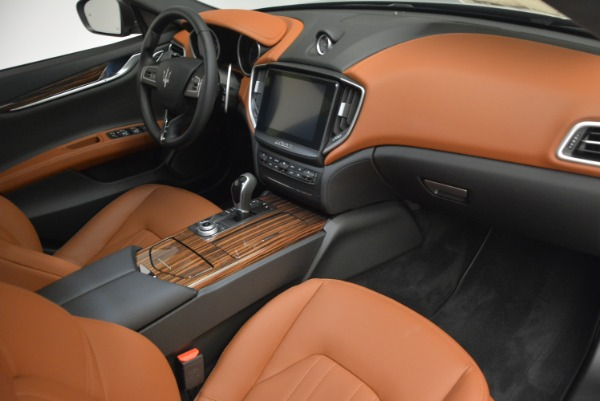 Used 2017 Maserati Ghibli S Q4 for sale $44,900 at Bentley Greenwich in Greenwich CT 06830 19