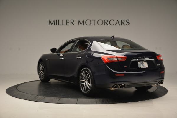 Used 2017 Maserati Ghibli S Q4 for sale $44,900 at Bentley Greenwich in Greenwich CT 06830 5