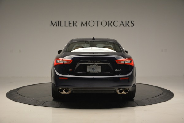 Used 2017 Maserati Ghibli S Q4 for sale $44,900 at Bentley Greenwich in Greenwich CT 06830 6
