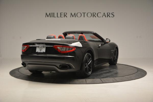 New 2017 Maserati GranTurismo Cab Sport for sale Sold at Bentley Greenwich in Greenwich CT 06830 10