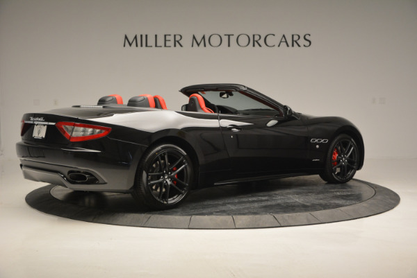 New 2017 Maserati GranTurismo Cab Sport for sale Sold at Bentley Greenwich in Greenwich CT 06830 11