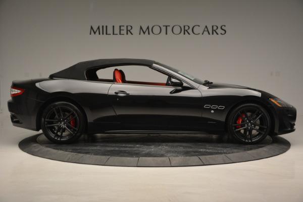New 2017 Maserati GranTurismo Cab Sport for sale Sold at Bentley Greenwich in Greenwich CT 06830 13