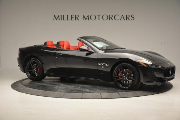 New 2017 Maserati GranTurismo Cab Sport for sale Sold at Bentley Greenwich in Greenwich CT 06830 14