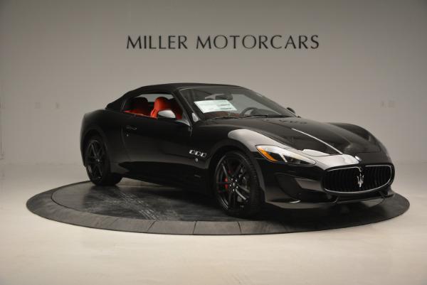 New 2017 Maserati GranTurismo Cab Sport for sale Sold at Bentley Greenwich in Greenwich CT 06830 16