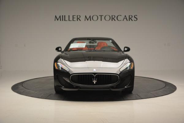 New 2017 Maserati GranTurismo Cab Sport for sale Sold at Bentley Greenwich in Greenwich CT 06830 18