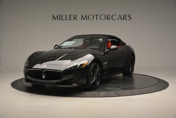 New 2017 Maserati GranTurismo Cab Sport for sale Sold at Bentley Greenwich in Greenwich CT 06830 2