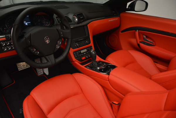 New 2017 Maserati GranTurismo Cab Sport for sale Sold at Bentley Greenwich in Greenwich CT 06830 20