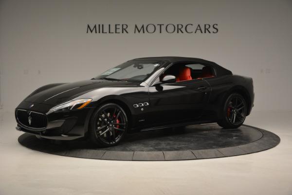 New 2017 Maserati GranTurismo Cab Sport for sale Sold at Bentley Greenwich in Greenwich CT 06830 4