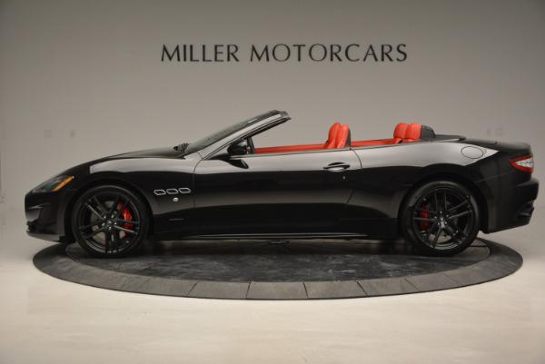 New 2017 Maserati GranTurismo Cab Sport for sale Sold at Bentley Greenwich in Greenwich CT 06830 5