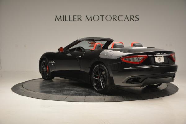New 2017 Maserati GranTurismo Cab Sport for sale Sold at Bentley Greenwich in Greenwich CT 06830 8