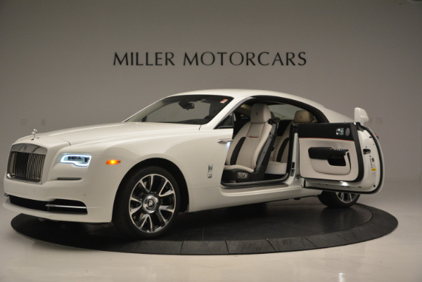 New 2017 Rolls-Royce Wraith for sale Sold at Bentley Greenwich in Greenwich CT 06830 16