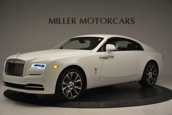 New 2017 Rolls-Royce Wraith for sale Sold at Bentley Greenwich in Greenwich CT 06830 3