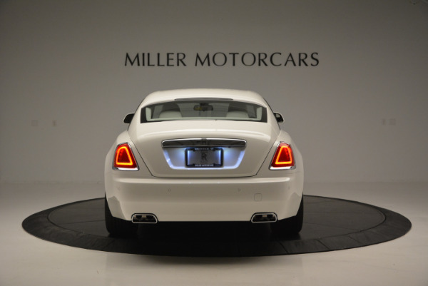New 2017 Rolls-Royce Wraith for sale Sold at Bentley Greenwich in Greenwich CT 06830 7