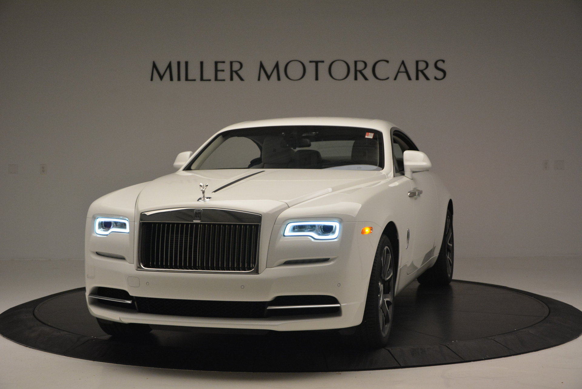 New 2017 Rolls-Royce Wraith for sale Sold at Bentley Greenwich in Greenwich CT 06830 1