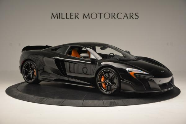 Used 2016 McLaren 675LT for sale Sold at Bentley Greenwich in Greenwich CT 06830 10