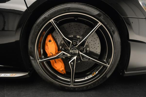 Used 2016 McLaren 675LT for sale Sold at Bentley Greenwich in Greenwich CT 06830 22