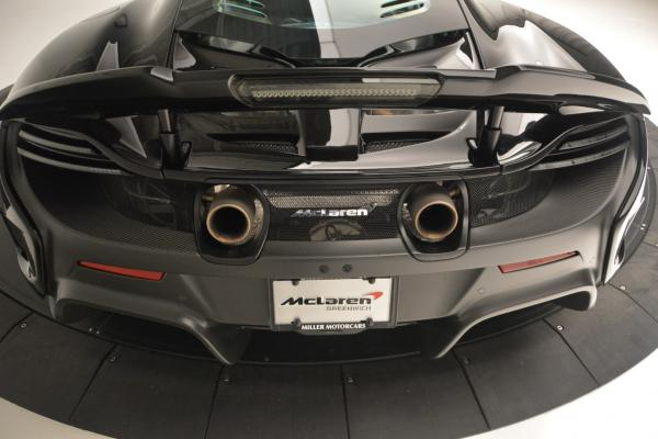 Used 2016 McLaren 675LT for sale Sold at Bentley Greenwich in Greenwich CT 06830 28
