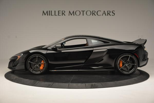 Used 2016 McLaren 675LT for sale Sold at Bentley Greenwich in Greenwich CT 06830 3