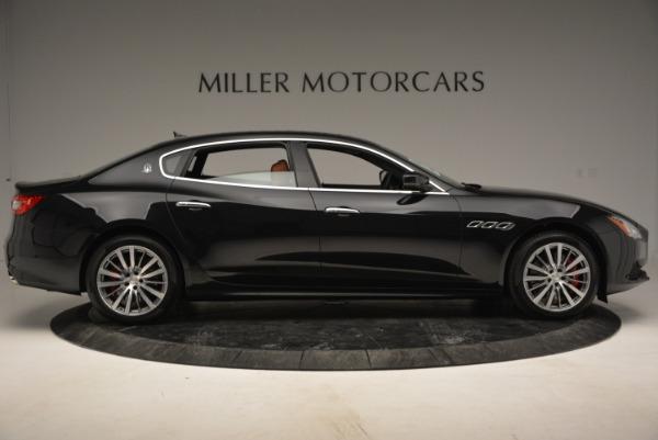 New 2017 Maserati Quattroporte S Q4 for sale Sold at Bentley Greenwich in Greenwich CT 06830 9