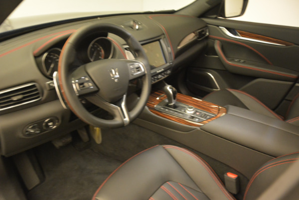 New 2017 Maserati Levante for sale Sold at Bentley Greenwich in Greenwich CT 06830 13