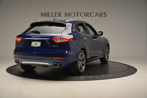 New 2017 Maserati Levante for sale Sold at Bentley Greenwich in Greenwich CT 06830 7