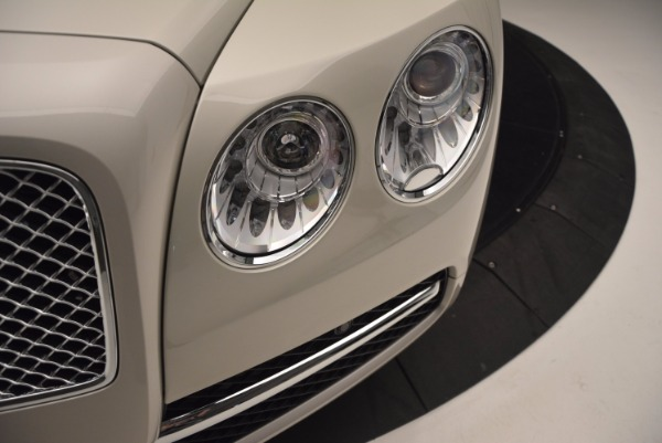 Used 2015 Bentley Flying Spur W12 for sale Sold at Bentley Greenwich in Greenwich CT 06830 14