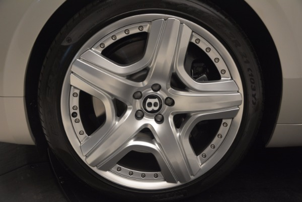 Used 2015 Bentley Flying Spur W12 for sale Sold at Bentley Greenwich in Greenwich CT 06830 17