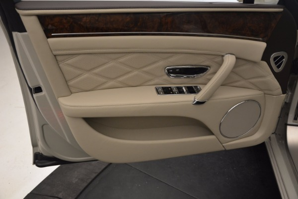 Used 2015 Bentley Flying Spur W12 for sale Sold at Bentley Greenwich in Greenwich CT 06830 21