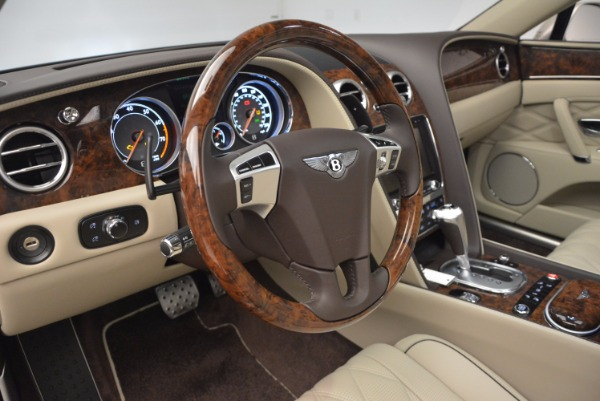 Used 2015 Bentley Flying Spur W12 for sale Sold at Bentley Greenwich in Greenwich CT 06830 25