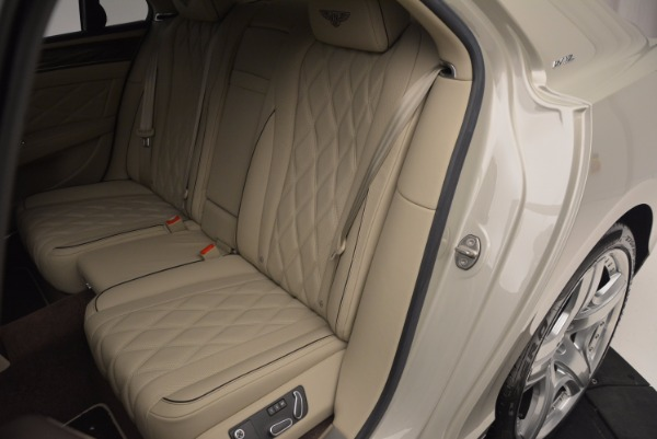 Used 2015 Bentley Flying Spur W12 for sale Sold at Bentley Greenwich in Greenwich CT 06830 28