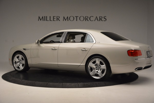 Used 2015 Bentley Flying Spur W12 for sale Sold at Bentley Greenwich in Greenwich CT 06830 4