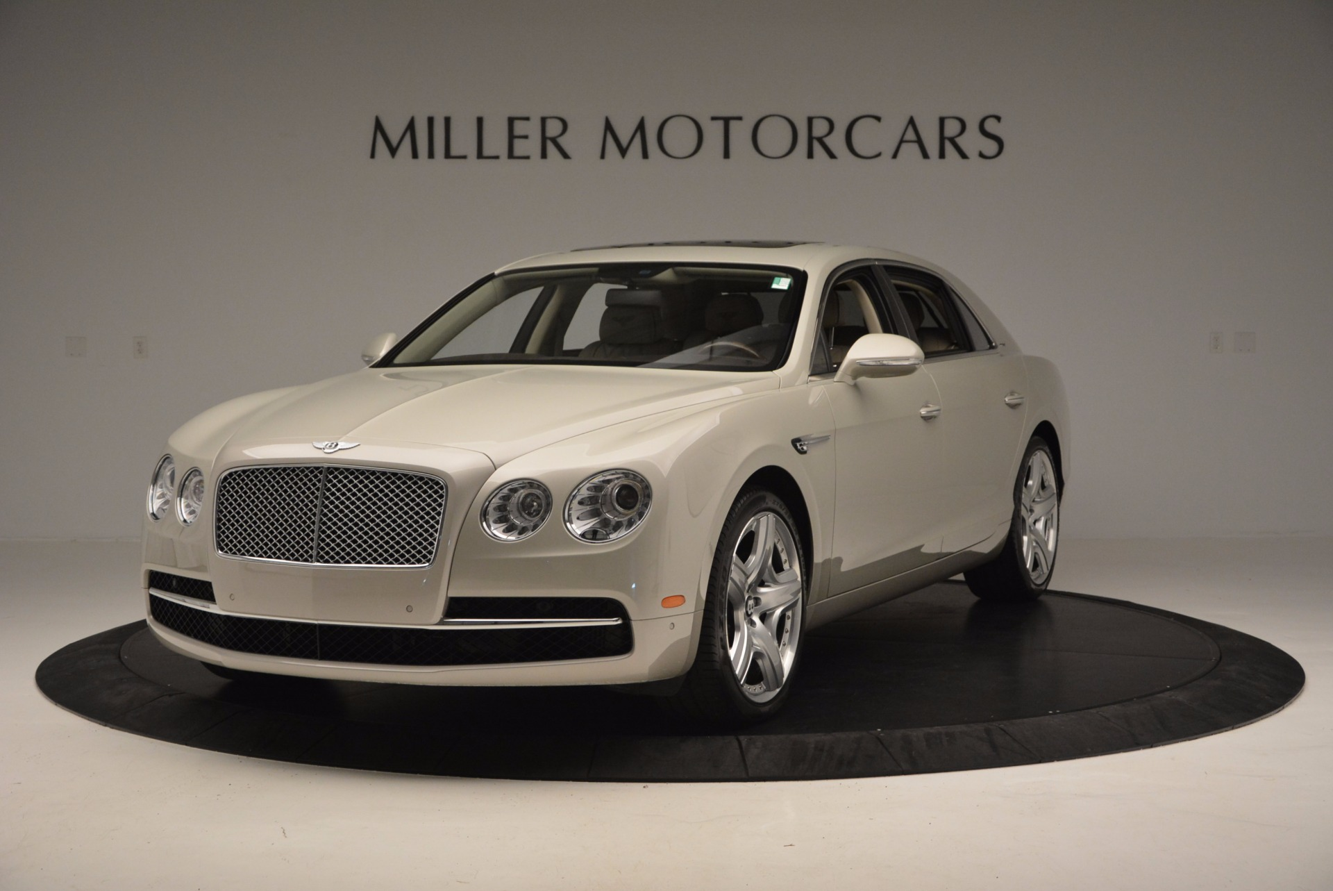 Used 2015 Bentley Flying Spur W12 for sale Sold at Bentley Greenwich in Greenwich CT 06830 1