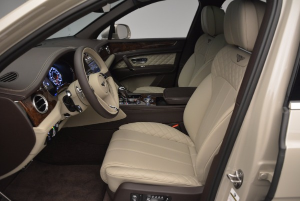 Used 2017 Bentley Bentayga for sale Sold at Bentley Greenwich in Greenwich CT 06830 18