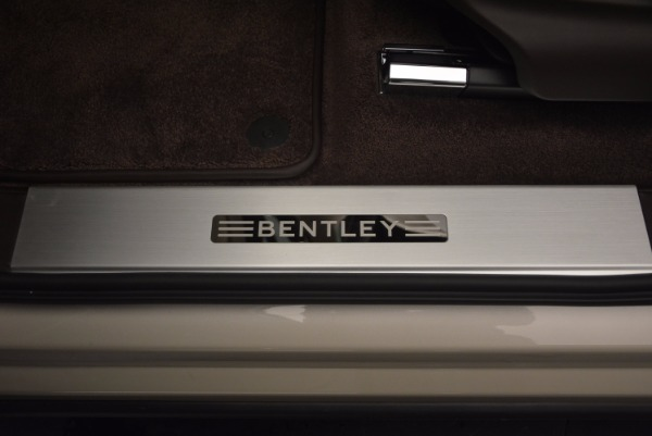 Used 2017 Bentley Bentayga for sale Sold at Bentley Greenwich in Greenwich CT 06830 21