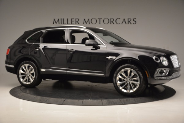Used 2017 Bentley Bentayga W12 for sale Sold at Bentley Greenwich in Greenwich CT 06830 10
