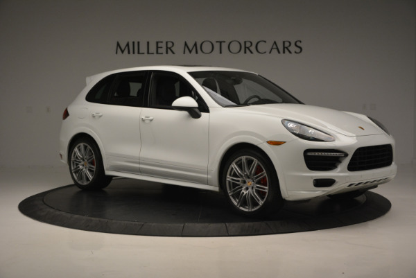 Used 2014 Porsche Cayenne GTS for sale Sold at Bentley Greenwich in Greenwich CT 06830 10
