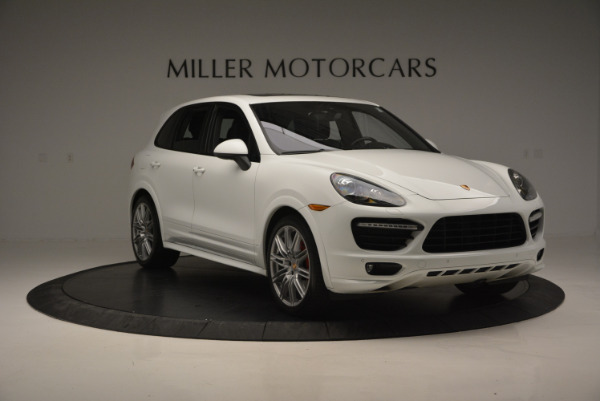 Used 2014 Porsche Cayenne GTS for sale Sold at Bentley Greenwich in Greenwich CT 06830 11