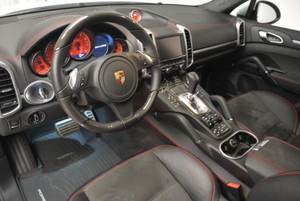 Used 2014 Porsche Cayenne GTS for sale Sold at Bentley Greenwich in Greenwich CT 06830 15