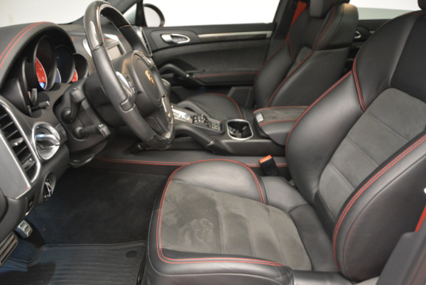 Used 2014 Porsche Cayenne GTS for sale Sold at Bentley Greenwich in Greenwich CT 06830 16