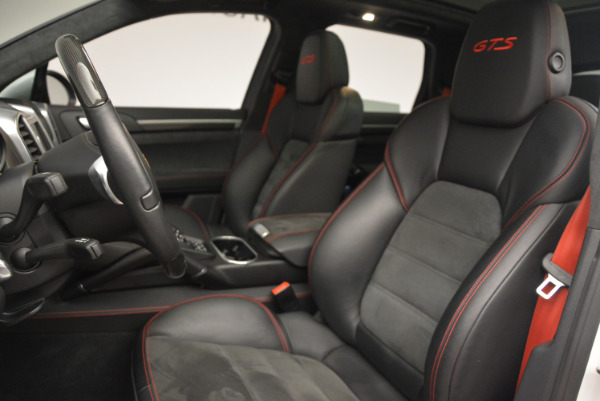 Used 2014 Porsche Cayenne GTS for sale Sold at Bentley Greenwich in Greenwich CT 06830 17