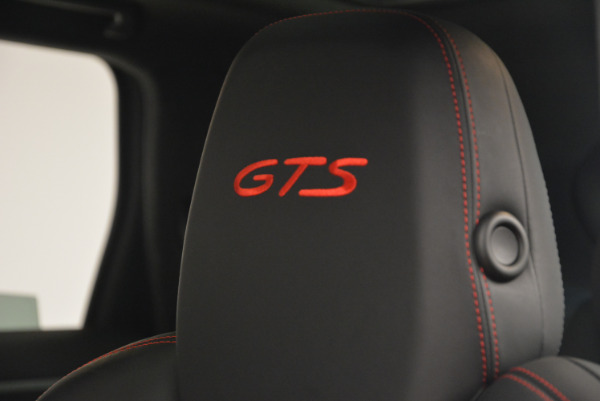 Used 2014 Porsche Cayenne GTS for sale Sold at Bentley Greenwich in Greenwich CT 06830 18