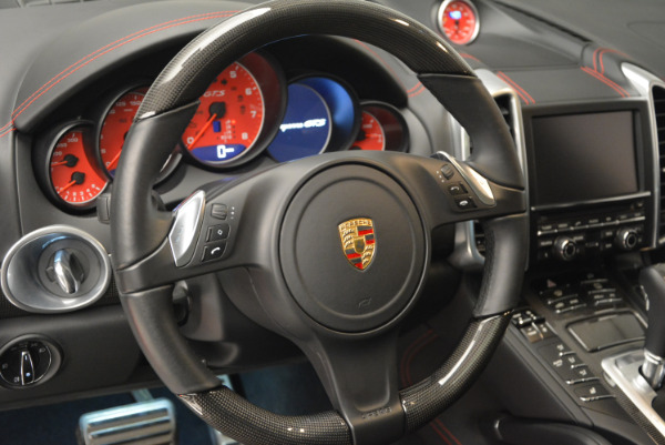Used 2014 Porsche Cayenne GTS for sale Sold at Bentley Greenwich in Greenwich CT 06830 19